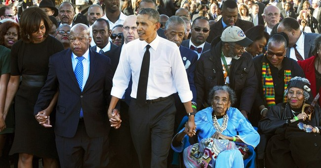 Civil rights activist Amelia Boynton Robinson dies at 104