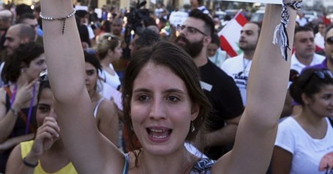 Young Lebanese activists challenge old political class