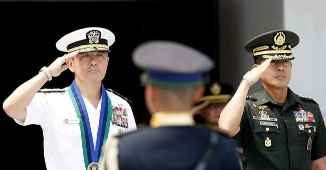 Philippines seeks US help to protect troops in disputed sea