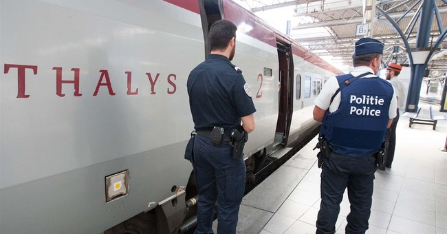 Gunman in high-speed train attack charged with terrorism