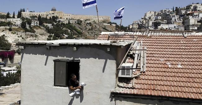 Jewish settlers take over homes in Arab part of Jerusalem