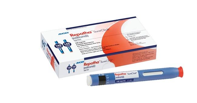 Amgen wins approval for second biotech cholesterol drug