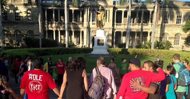 Hawaii Supreme Court hears Mauna Kea telescope case