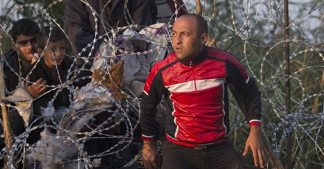 Hungary sees record number of migrants: Over 3,200 in 1 day
