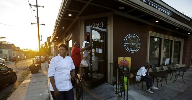 Beyond gumbo: New Orleans restaurants rebound post-Katrina