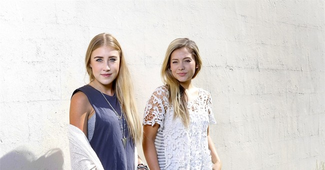 Country music provocateurs Maddie & Tae come out swinging