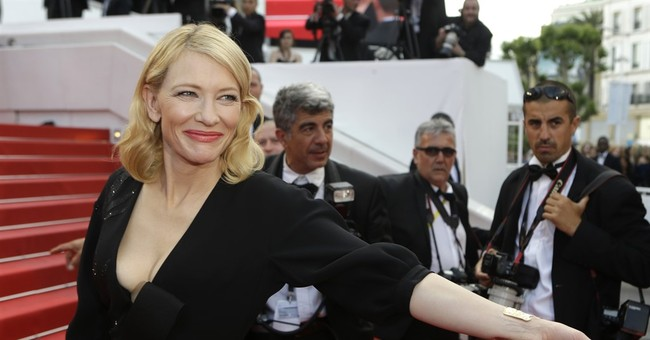 Cate Blanchett to be honored at London Film Festival