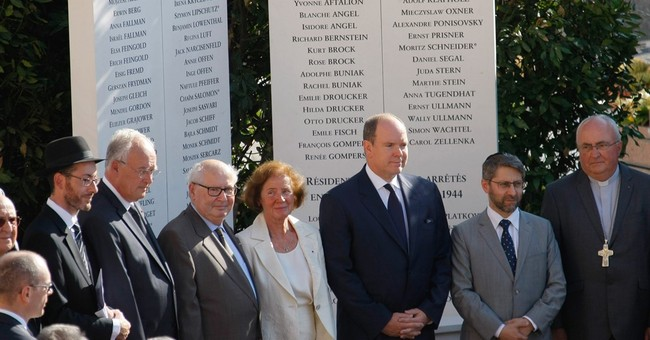 Monaco seeks forgiveness for deporting Jews during WWII