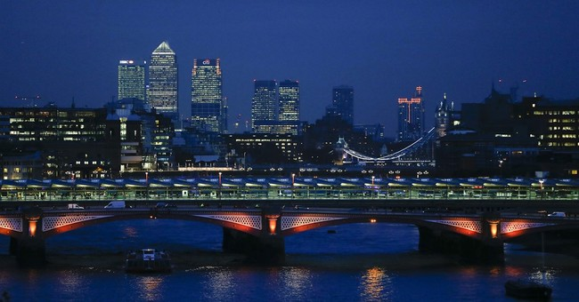 Bleisure: When your workday is over, evenings in London