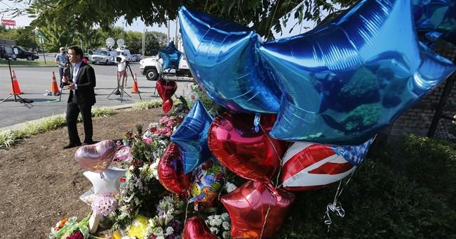 TV shooting survivor's husband recounts story before gunfire