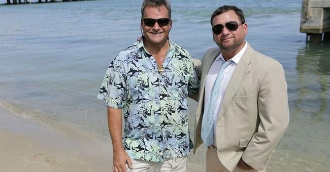 Shark attack survivors spread conservation message