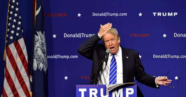 Trump: 'I swear' my hair is not a toupee