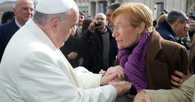 Argentine mom hopes pope will help get son off death row