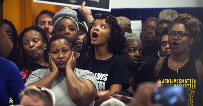 Black Lives Matter boos Washington mayor's anti-crime plans