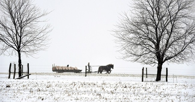 Blizzard expected for 250-mile stretch of Northeast
