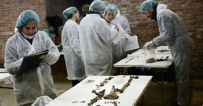 Experts examine bones as Spain hunts for Cervantes' remains