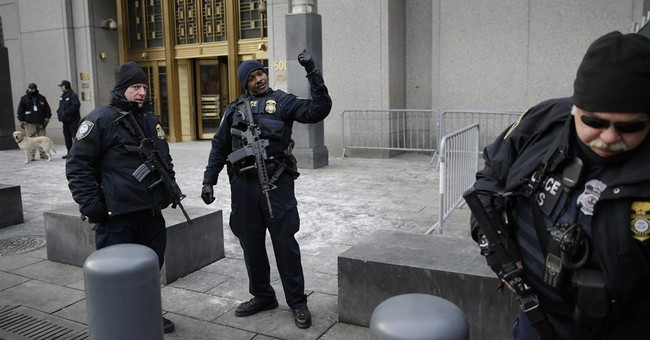 Sept. 11-era security unveiled for latest NYC terror trial