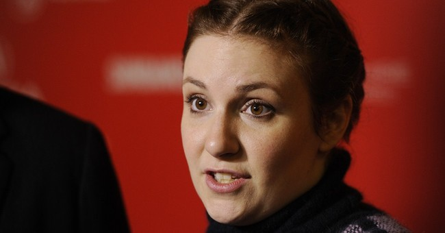 Quick Quote: Lena Dunham on 'controversy over her book