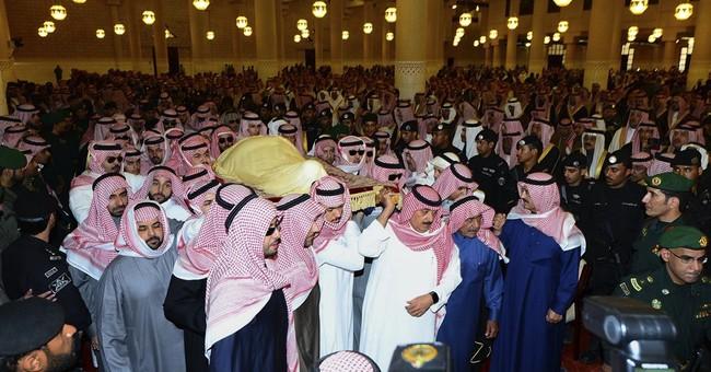 Dignitaries head to Saudi Arabia after King Abdullah's death
