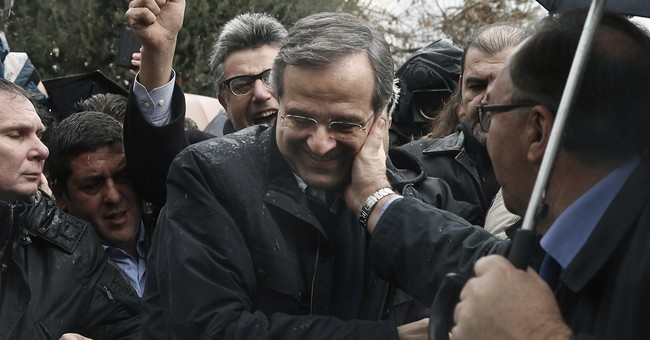 Leftists ahead in last polls before Greek national election