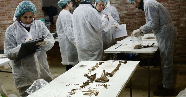 Experts examine bones as Spain hunts for Cervantes' remains