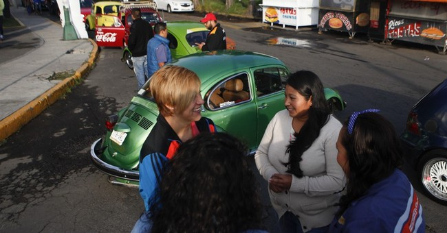AP PHOTOS: VW Beetles find 2nd life with Mexican collectors