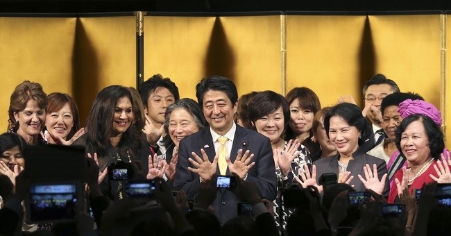 Japan requires companies to set goals in hiring female execs