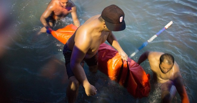 The Latest: UN chief 'horrified' by latest refugee deaths