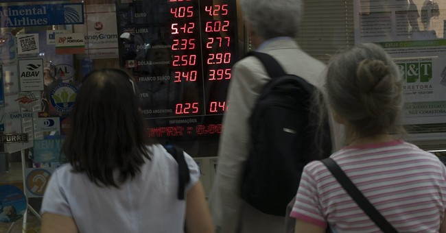 Brazil recession: GDP plunges 1.9 percent in second quarter