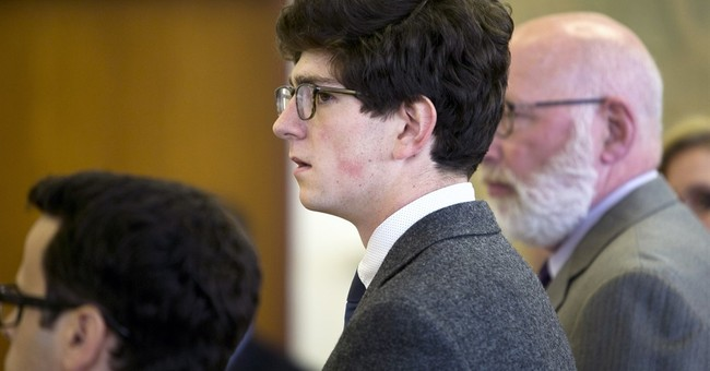 Former student at elite prep school convicted of sex charges