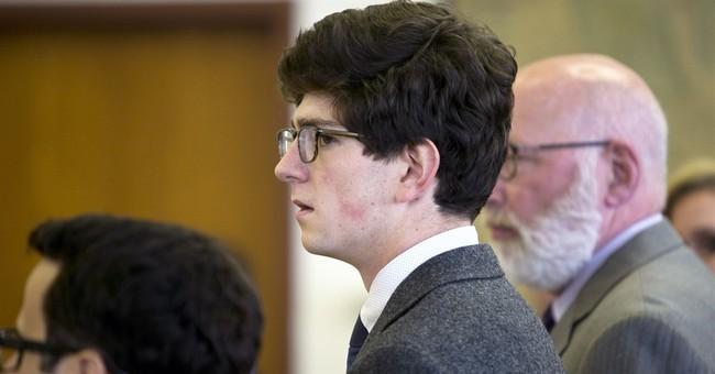 The Latest: Defense says ex-senior's boasts were 'damning'