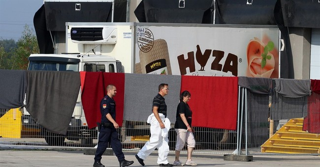 Hungary detains 5th suspect in truck deaths of 71 in Austria
