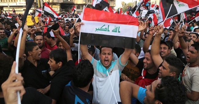 Iraq's top cleric says government must genuinely seek change