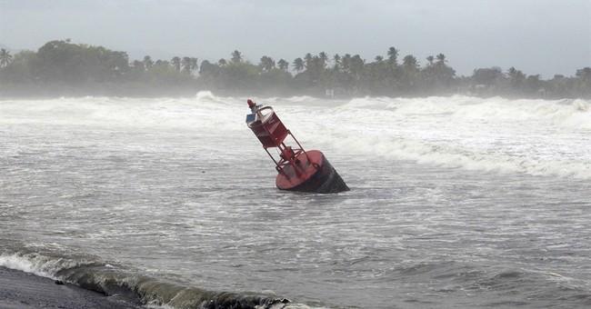 Florida keeps eye on Tropical Storm Erika, could hit Monday