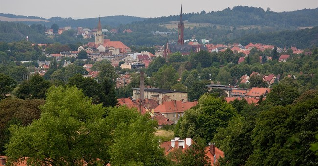 Radar detects object believed to be missing Nazi gold train