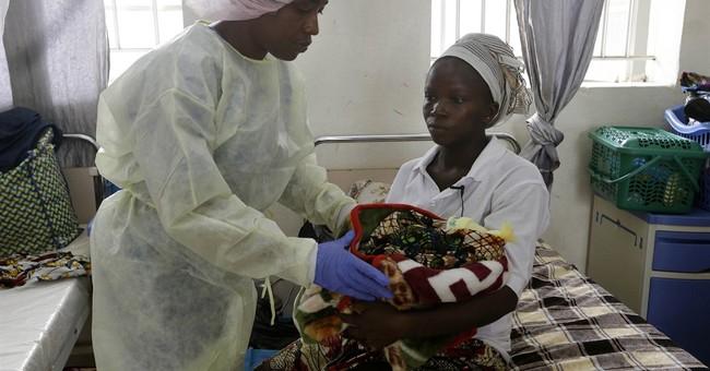 Ebola survivor who lost 21 relatives gives birth to baby boy
