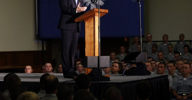 Walker: More Iraq combat, but no more boots on ground, yet