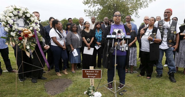 Emmett Till relatives gather at boy's grave 60 years later
