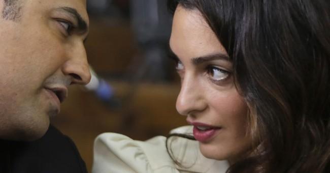 The Latest: Greste calls on el-Sissi to 'undo injustice'