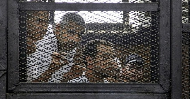 A look at Egypt's Al-Jazeera English trial
