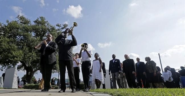 New Orleans, Gulf coast mark Katrina milestone