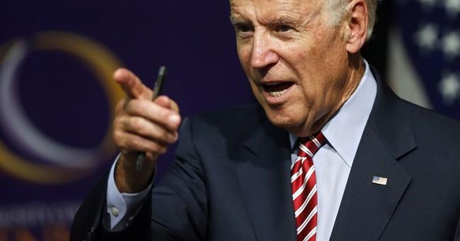 Possible Biden bid for White House faces rough road