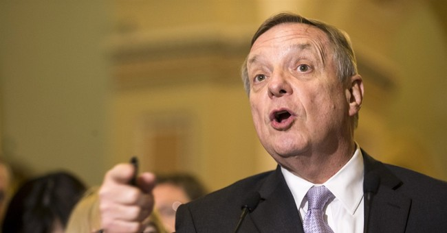 Illinois' Durbin gets a shot at political redemption
