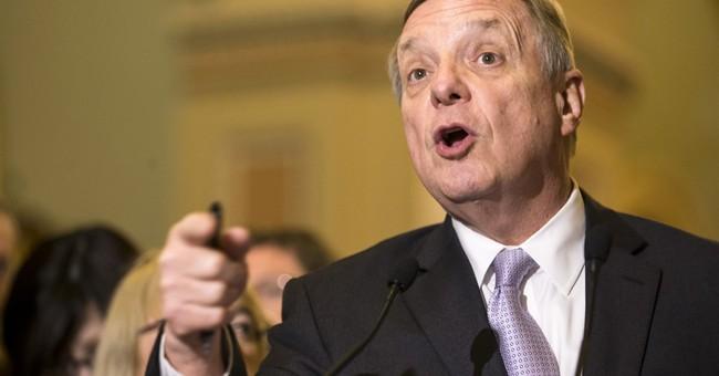 Illinois' Durbin gets a shot at political redemption