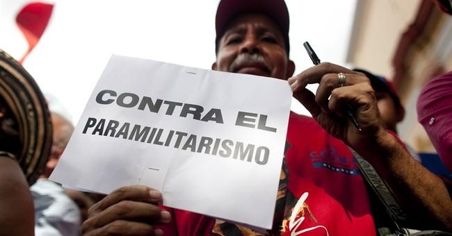 Residents take canoes as Venezuela expands border closure