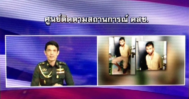 Police arrest foreigner, find passports in Bangkok bomb case