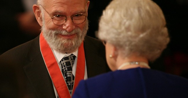 'Awakenings' author, neurologist Oliver Sacks dies at 82