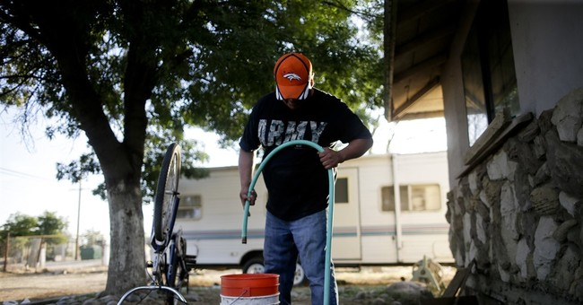 When the wells run dry: California families cope in drought