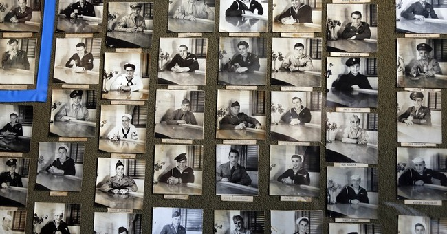 New York town's large collection of WWII vet photos endures