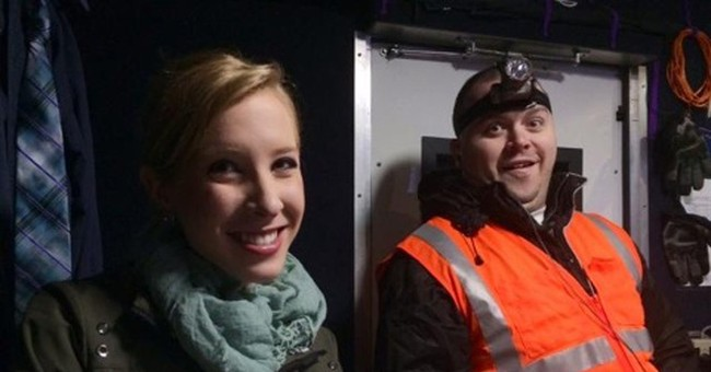 Service pays tribute to slain television reporter, cameraman